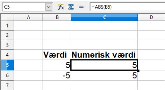 Itseisarvo Excel